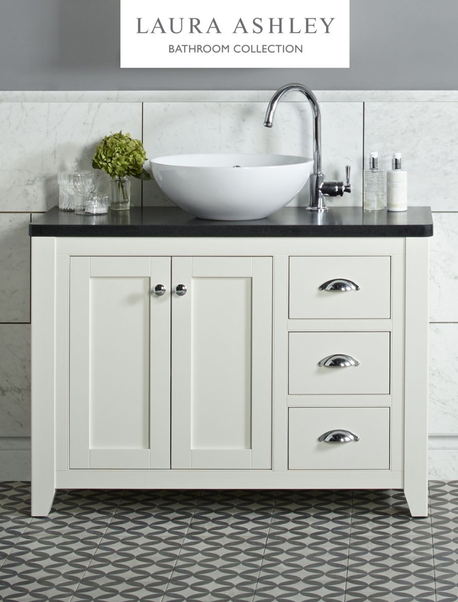 Free Tap With Selected Laura Ashley Bathroom Furniture (ask In Store For  Details)