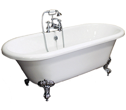 Cast Iron Freestanding Bath From  £599.99