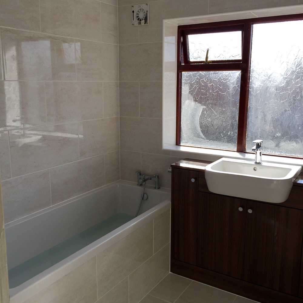 Gems walnut fitted furniture and quantum bath