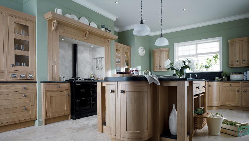 Milton Oak Kitchen Styles Tecaz