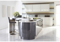 Malmo Graphite & Porcelain Gloss
