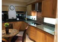 Connoisseur & Baltic Brown Granite