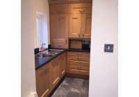 Conoisseur Natural Oak and Laminate Worktops