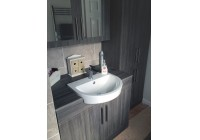 Gems Fitted Furniture Cloakroom