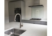 Connoisseur Glacier Light Grey with Blanco Stellar Silestone Quartz