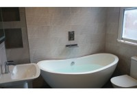 Freestanding Bath Suite