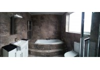 Gems Furniture with Inset Bath and LED Feature Lights