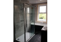 Merlyn Shower and Heritage Furniture Suite